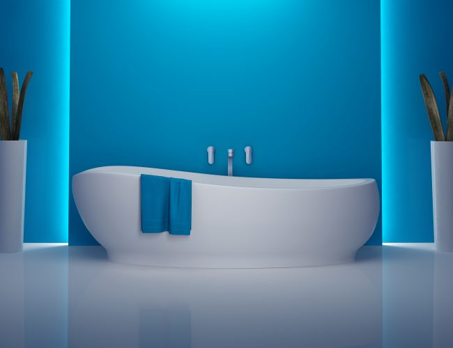 Freestanding Bathroom Installations Across The Wirral